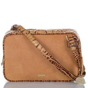 Brahmin Demi Rochelle crossbody bag new